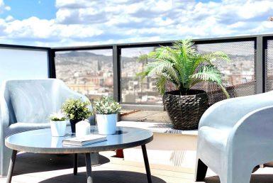 Ático con terraza en venta Barcelona, El Poble Sec